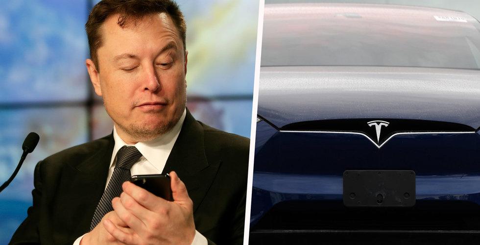 Tesla ignorerar lokalt förbud och återstartar Fremont-fabriken