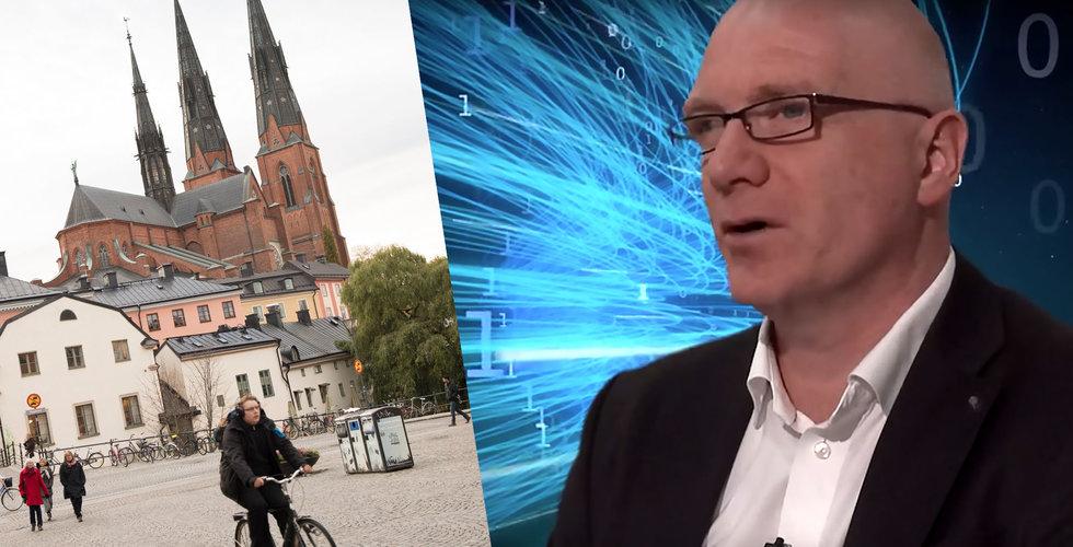 Breakit - IT-professorn Arne Andersson säljer sitt snillebolag – cashar in 100 miljoner