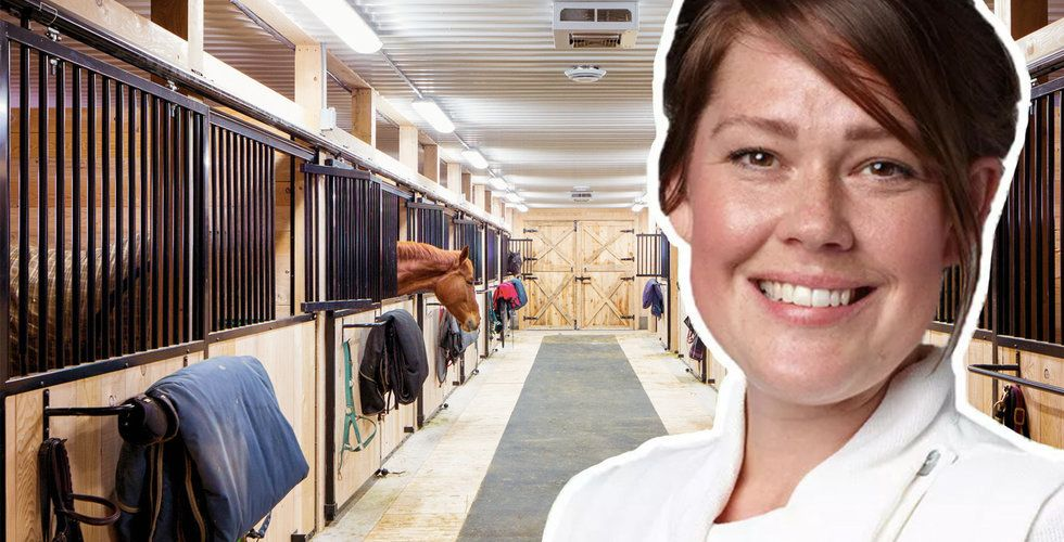 "Eequitys Jessica Mattsson ""Hästbranschen är lite bortglömd"""