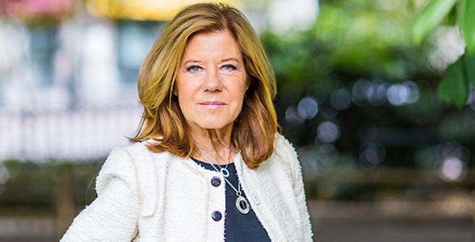 Lena Apler avböjer omval till Collectors styrelse