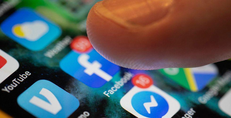Facebook stoppar tusentals appar