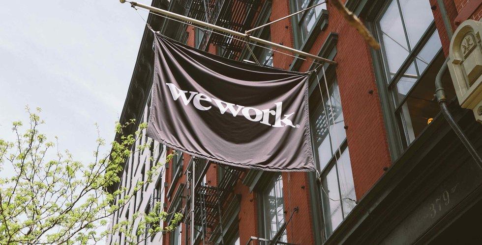 Wework brände nästan 4,5 miljarder – senaste kvartalet