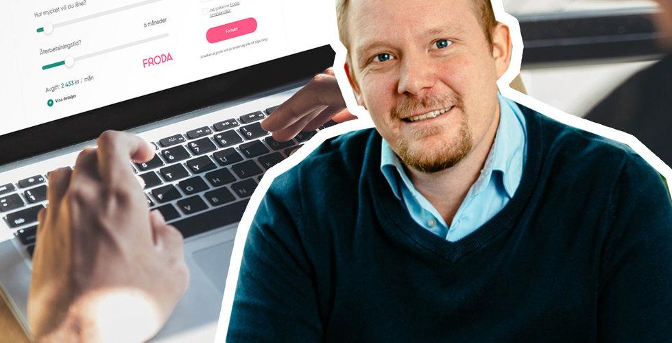 Cdons nya drag – satsar på företagslån till e-handlare