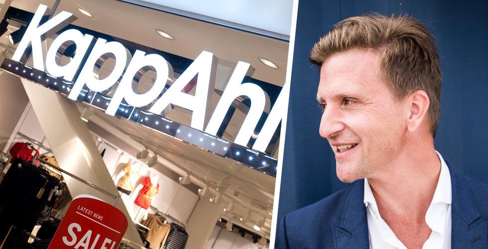 Mellby Gård vill köpa ut Kappahl från börsen