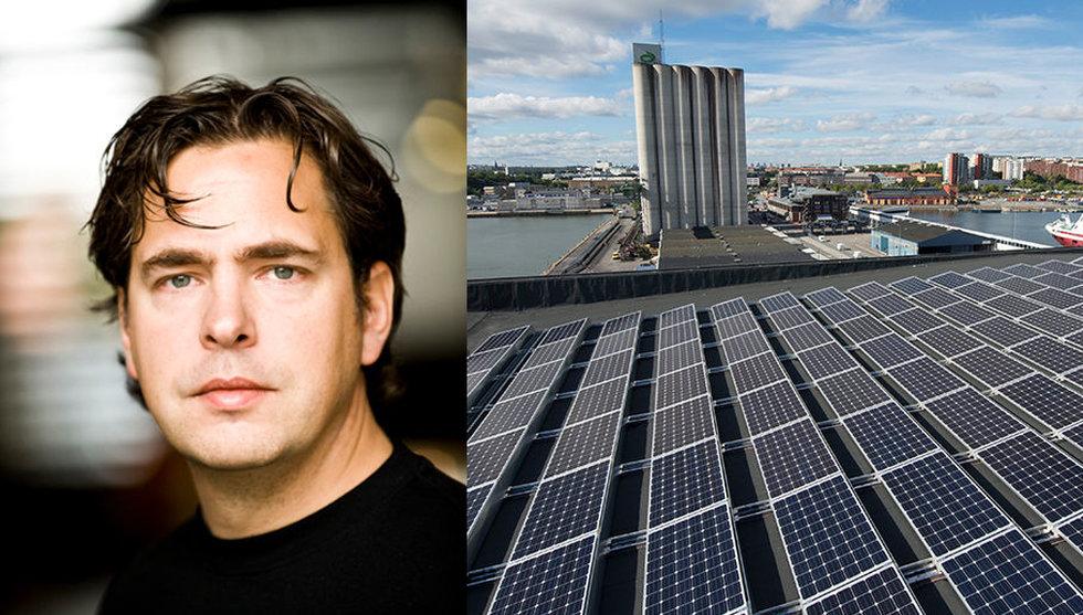 Breakit - Apoteagrundaren ser ljuset – investerar i växande solcellsbolag