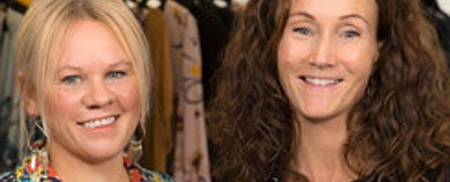 Kläduthyrningsbolaget Sabina & Friends skalar upp – med hjälp av kunderna