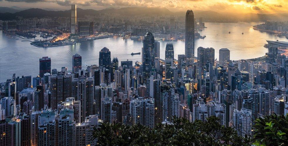 Tunga techbolag får banklicens i Hong