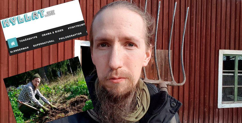 Breakit - Daniel Sjöberg gick i bräschen med sin viralsajt – men han hatar clickbait