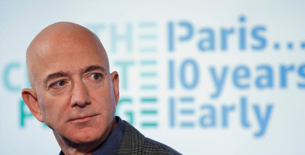 Jeff Bezos säljer aktier i Amazon för 27 miljarder kronor