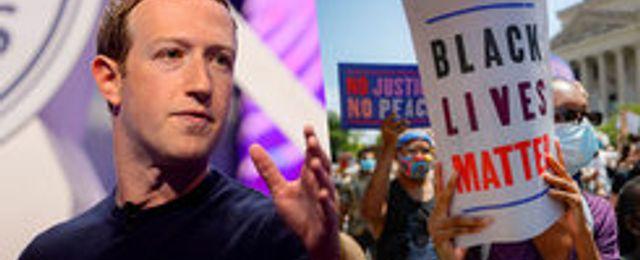 Facebook träffar ledare för annonsbojkotten