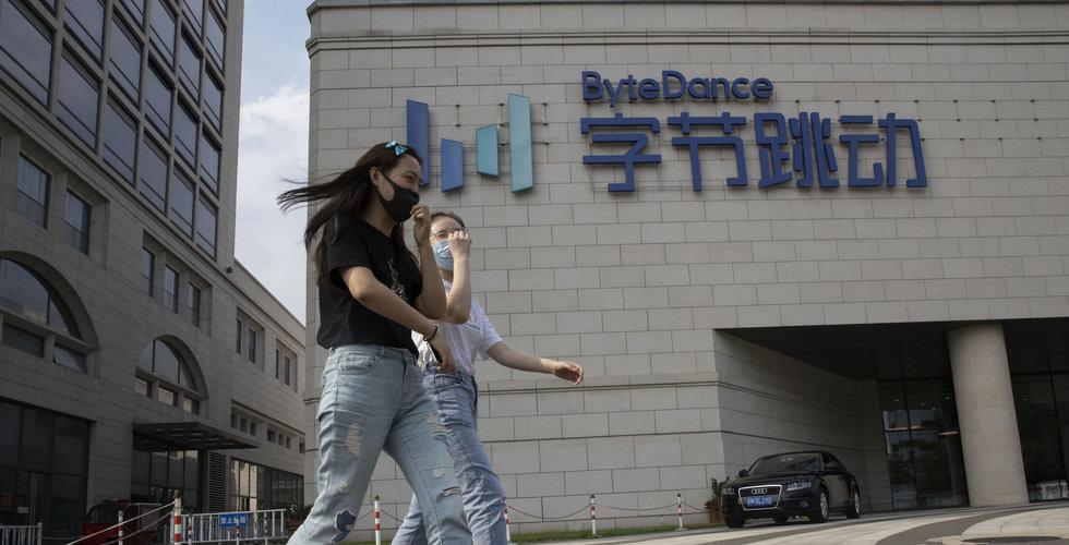 Bytedance ska investera 170 miljoner dollar i e-boksbolaget Zhangyue