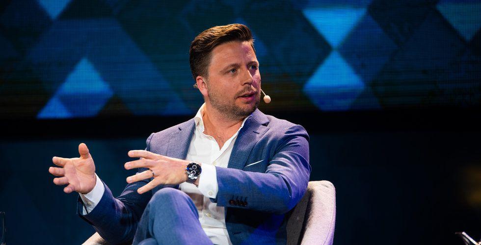 """Så mycket omsätter Salesforce i Sverige:  """"Vi ska dubbla verksamheten"""""""