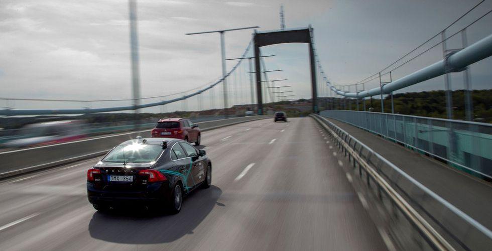 Breakit - Förarlösa bilar kan rulla på svenska vägar – redan nästa sommar