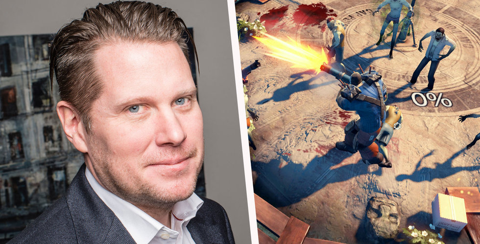 Svensk spelentreprenör gör jätteförvärv – THQ i miljardaffär