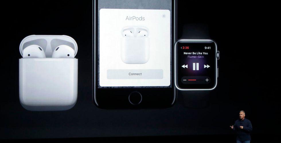 Breakit - Här är de nya prylarna från Apple – Iphone 7 får trådlösa hörlurar
