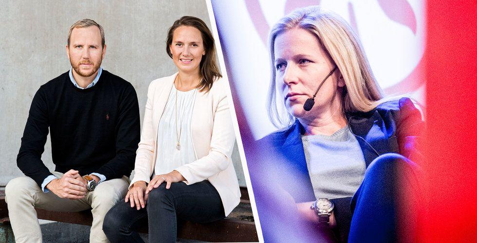 Cristina Stenbeck investerar i Babyshop – som fyller kassan med 155 miljoner