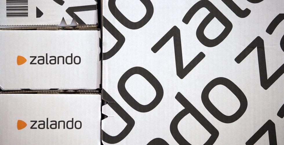 Zalando och Adidas i pilottest kring endagarsleveranser