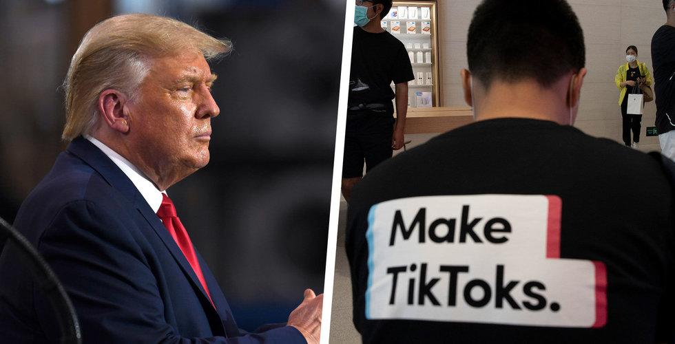 Kina vill ta upp TikTok och WeChat vid de kommande handelssamtalen med USA