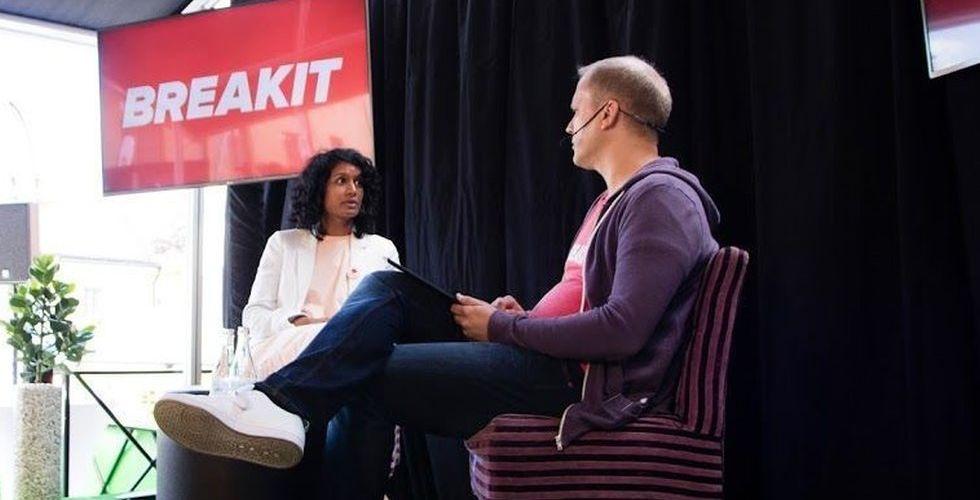 Breakit - Hon digitaliserar sjukvården – här är storyn om Charlotta Tönsgård