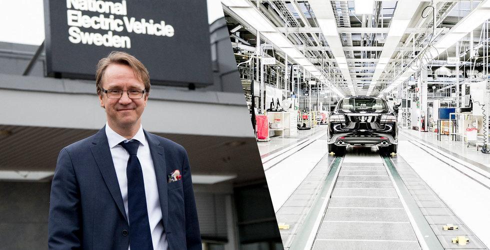 """Breakit - Grattis Trollhättan – """"Kinas Uber"""" satsar tungt på svenska bilar"""