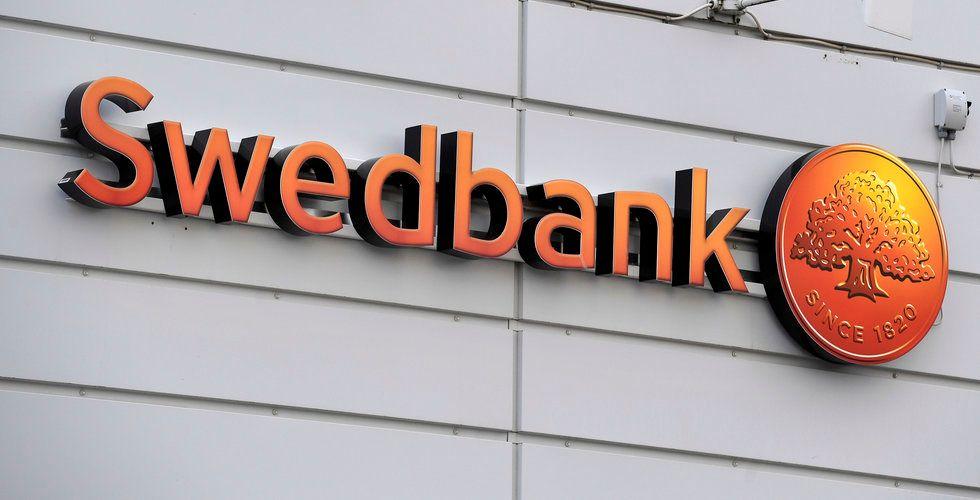 Ekobrottsmyndigheten i razzia mot Swedbank