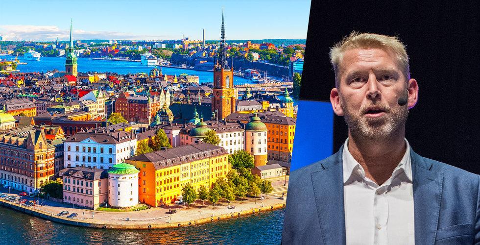 Northvolt växer snabbare än kontoret – letar nytt i väntan på Västerås