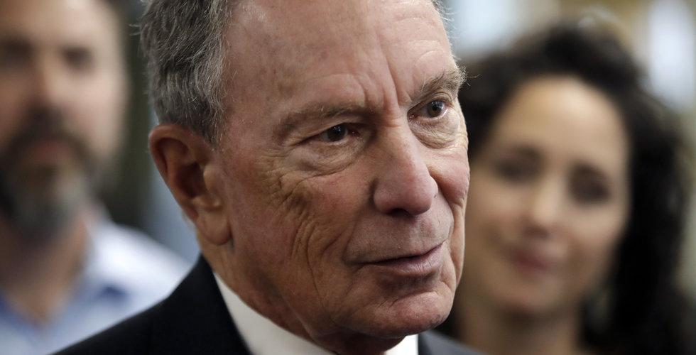 Bloomberg vill bli USA:s nästa president – tar hjälp av Facebooks tidigare marknadschef