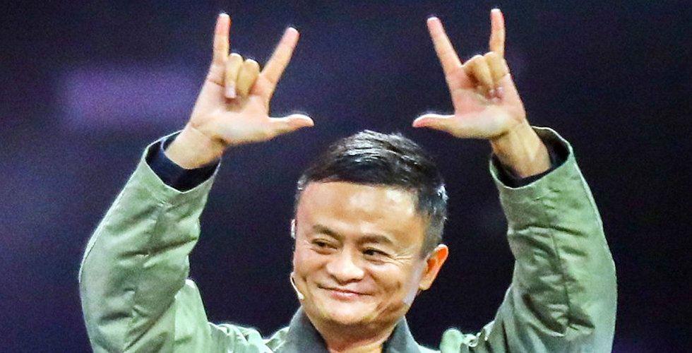 Breakit - Alibabas Jack Ma inte längre rikast i Kina