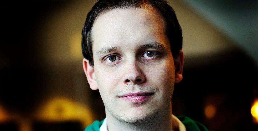Breakit - Peter Sundes nya drag – startar domäntjänsten Njalla