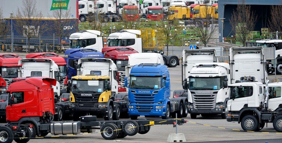 Tusentals förare saknas varje år – självkörande lastbilar lösningen?