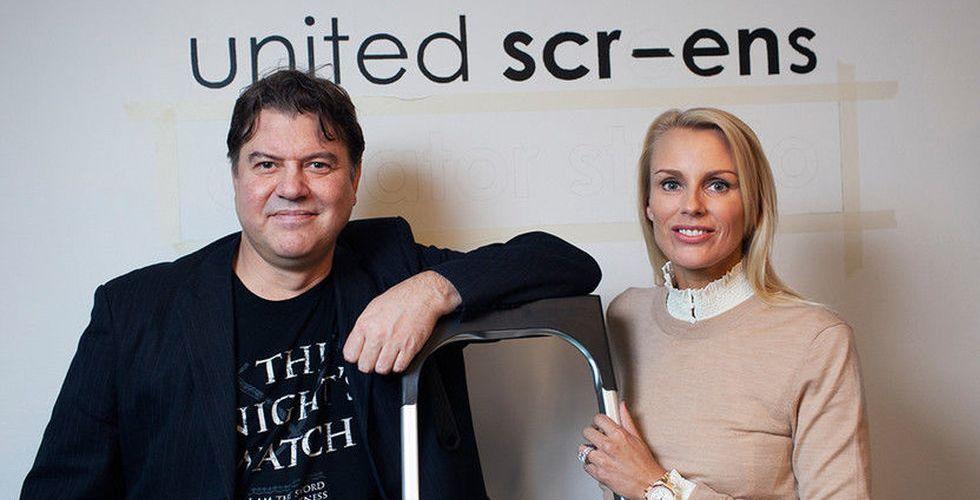 De jagar ny storägare - United Screens laddar för nyemission