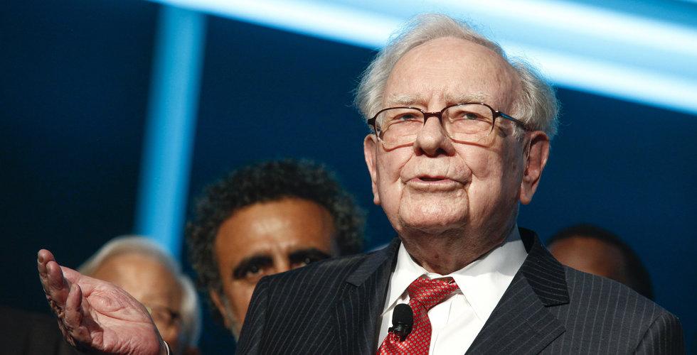 Berkshire Hathaway har köpt aktier i Amazon enligt Buffett