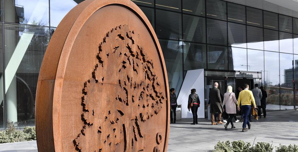 Uppgifter – Swedbank hotas av USA-stämning