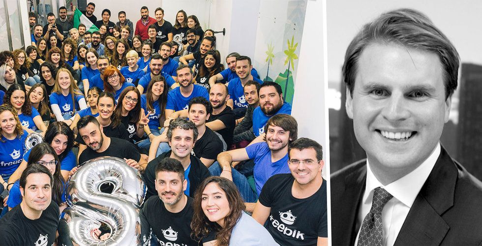 EQT shoppar spansk databas som vill förse världen med bilder och grafik