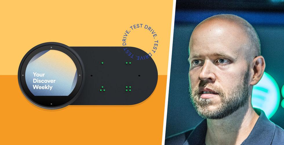 Spotify testar smart röstassistent i bilar