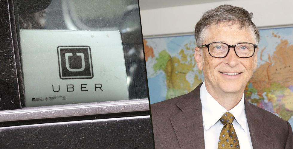 Bill Gates drag: investerar i Uber-konkurrenten Convoy