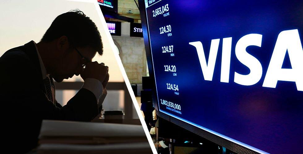 """Visa köpte """"USA:s Tink"""" för 44 miljarder – nu dras affären tillbaka"""