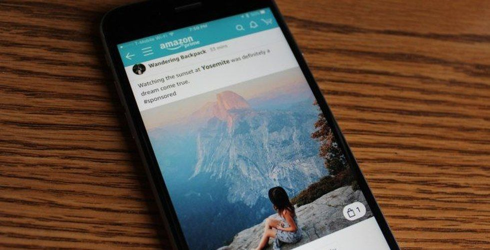Amazon har lagt ned Instagram-utmanaren Spark