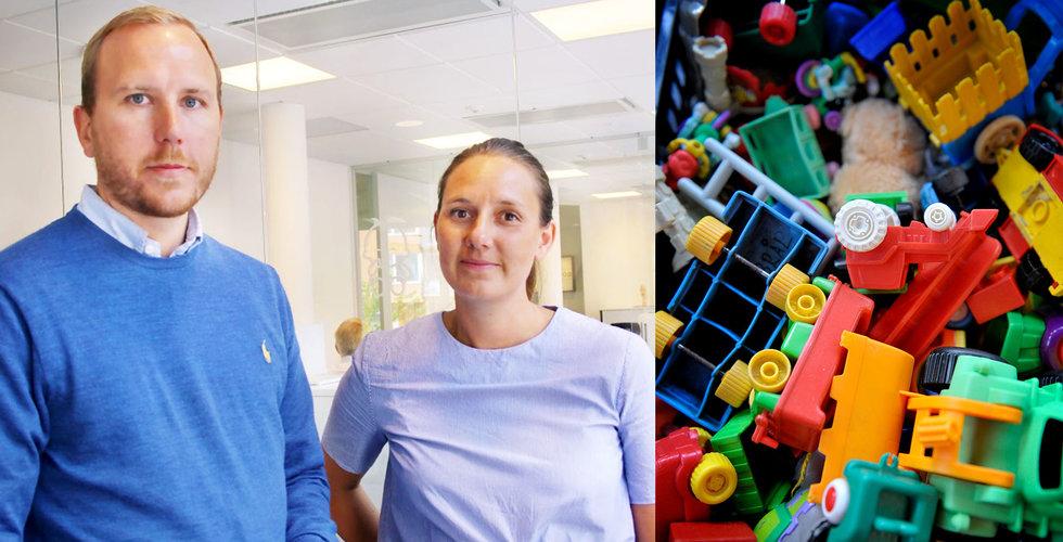 Babyshop köper upp Lekmer – och gör nyemission på 150 miljoner