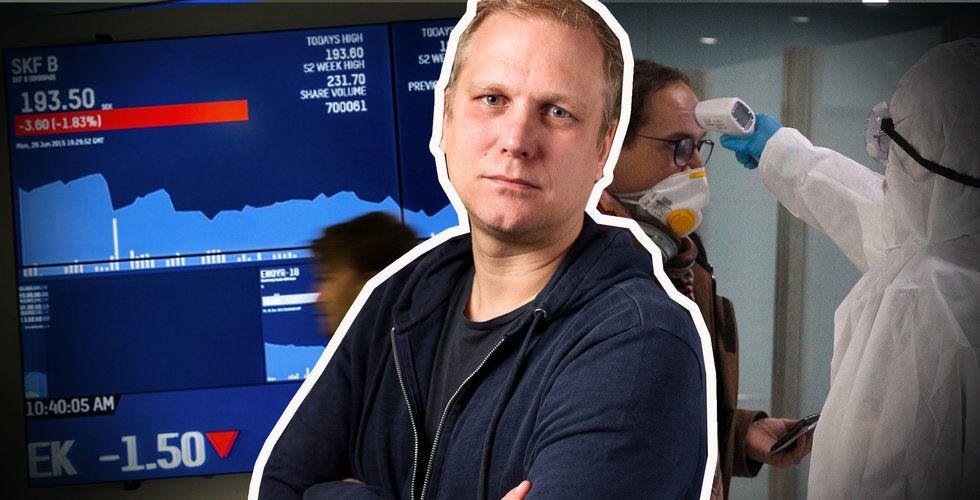 En dubbelsmäll – nu ökar pressen mot den svenska techsektorn