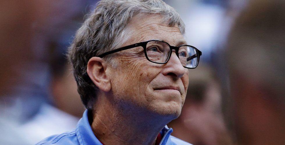 Bill Gates lägger över 400 miljoner på Alzheimersforskning