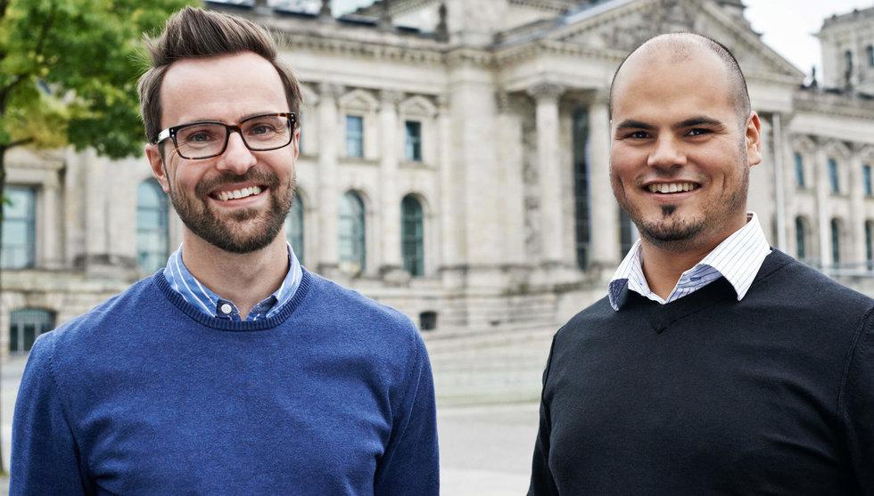 Svenska riskkapitaljättar och änglar investerar i Distribusion