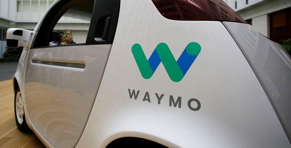 Breakit - Waymo ville ha minst 8 miljarder kronor i uppgörelse med Uber