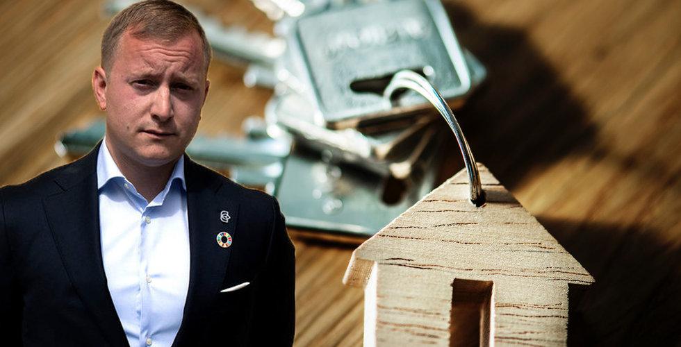"""Ingen prognos för Enklas lån – """"Måste agera ansvarsfullt"""""""