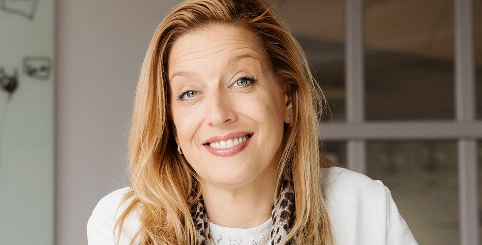 Hennes SMS flyger över världen – nu säljer Elisabeth Brevenson sitt Beepsend