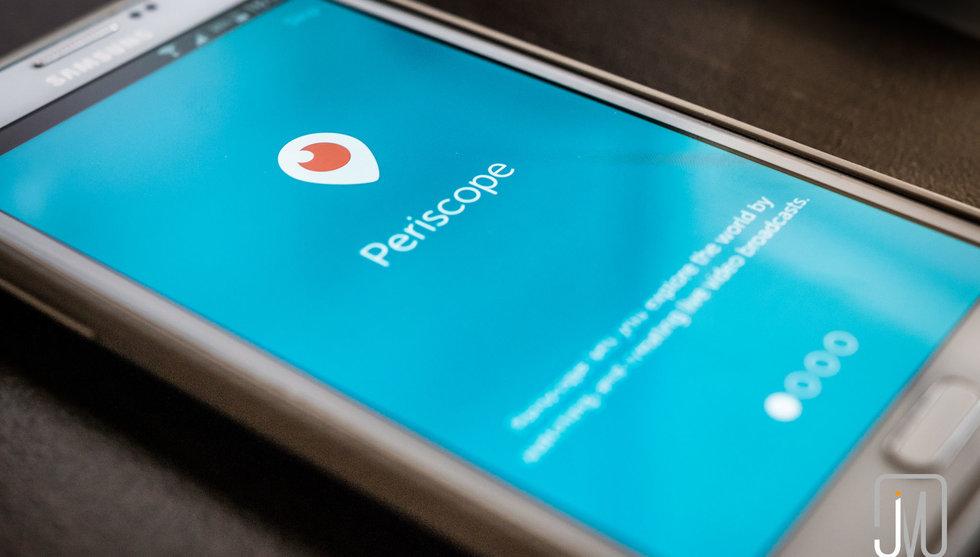 Uppgifter: Periscope bygger en app för nya versionen av Apple tv