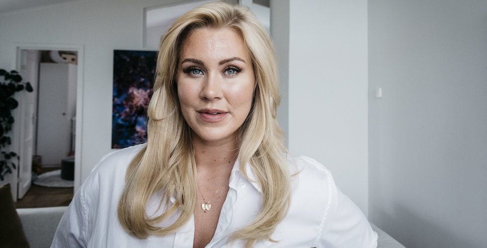 Svart på vitt – så gick det för Isabella Löwengrips skönhetsbolag förra året