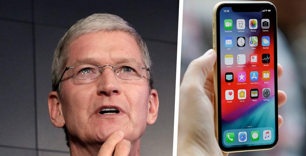 Apple sänker priset rejält i Indien