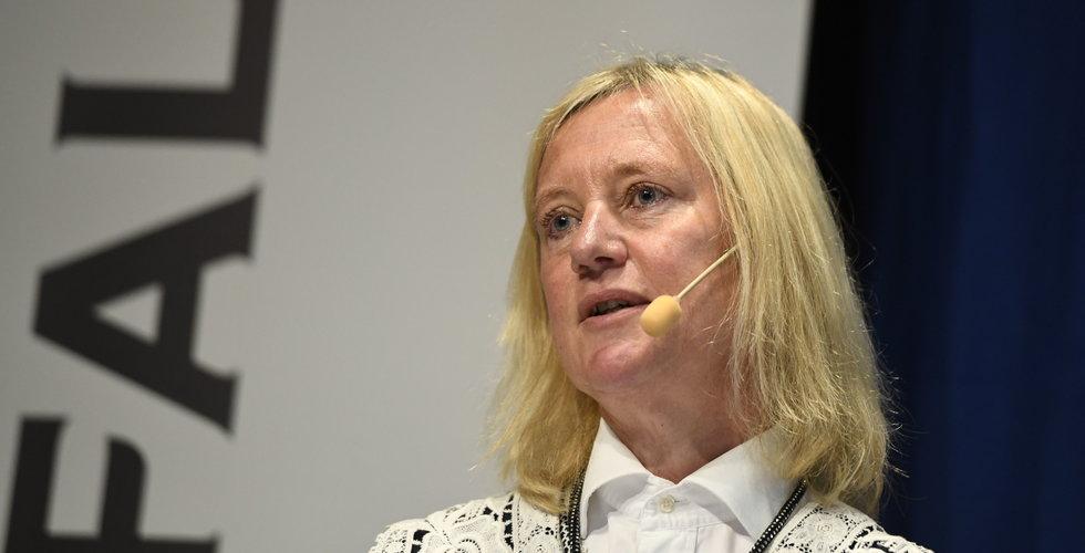 Ingrid Bonde föreslås som ny ledamot och vice ordförande i Telia