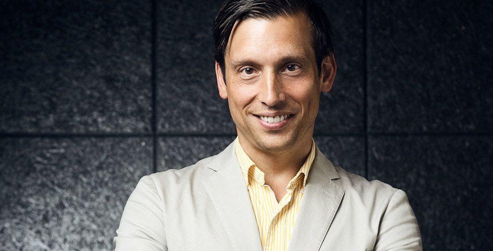 """Breakit - Daniel Sonesson fick den svåra uppgiften – att ersätta """"startupmamman"""" på SUP46"""